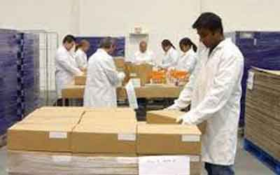 Labour Contractor For Packaging Industry